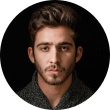 Dominik (35) aus Grimma